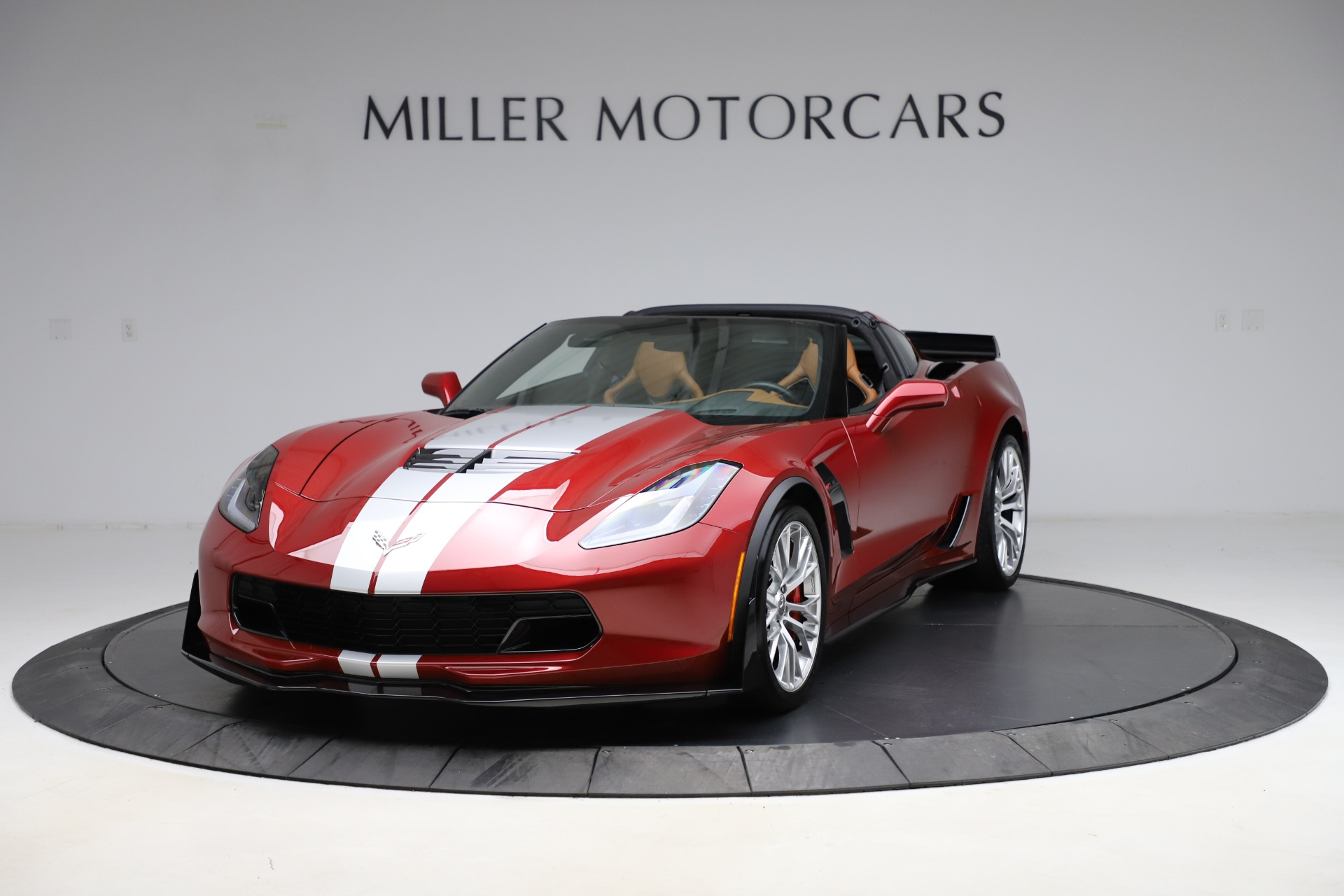 Used 2015 Chevrolet Corvette Z06 for sale $85,900 at Rolls-Royce Motor Cars Greenwich in Greenwich CT 06830 1