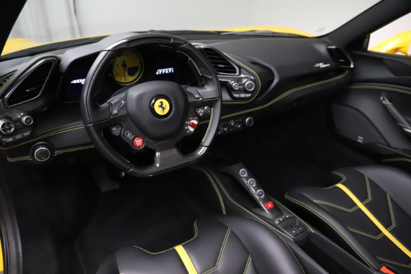 Used 2018 Ferrari 488 Spider for sale Sold at Rolls-Royce Motor Cars Greenwich in Greenwich CT 06830 19