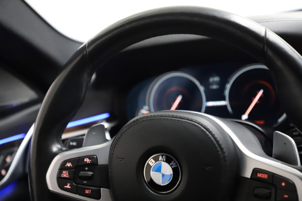Used 2018 BMW 5 Series M550i xDrive for sale $49,900 at Rolls-Royce Motor Cars Greenwich in Greenwich CT 06830 23