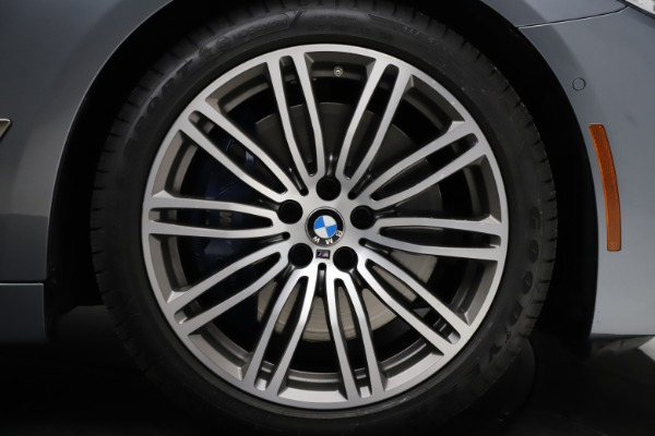 Used 2018 BMW 5 Series M550i xDrive for sale $49,900 at Rolls-Royce Motor Cars Greenwich in Greenwich CT 06830 26