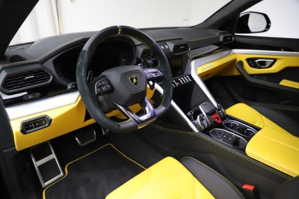 Used 2019 Lamborghini Urus for sale $249,900 at Rolls-Royce Motor Cars Greenwich in Greenwich CT 06830 13