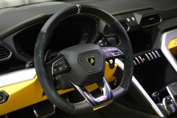 Used 2019 Lamborghini Urus for sale $249,900 at Rolls-Royce Motor Cars Greenwich in Greenwich CT 06830 16