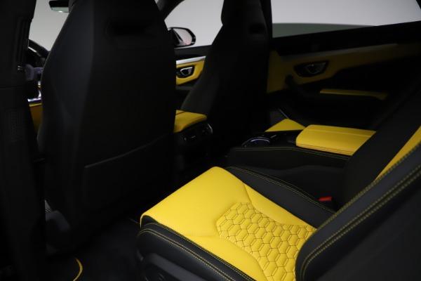 Used 2019 Lamborghini Urus for sale $249,900 at Rolls-Royce Motor Cars Greenwich in Greenwich CT 06830 18