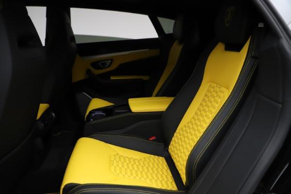 Used 2019 Lamborghini Urus for sale $249,900 at Rolls-Royce Motor Cars Greenwich in Greenwich CT 06830 19