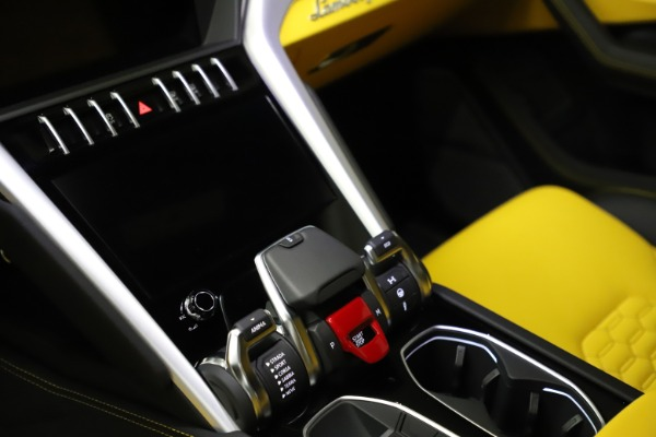 Used 2019 Lamborghini Urus for sale $249,900 at Rolls-Royce Motor Cars Greenwich in Greenwich CT 06830 21