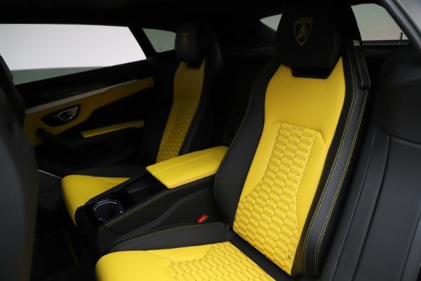 Used 2019 Lamborghini Urus for sale $249,900 at Rolls-Royce Motor Cars Greenwich in Greenwich CT 06830 22