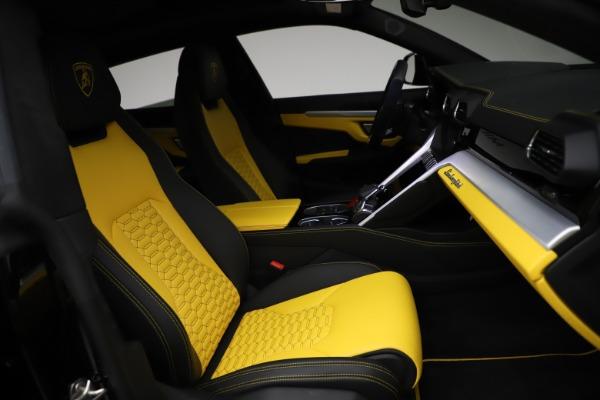 Used 2019 Lamborghini Urus for sale $249,900 at Rolls-Royce Motor Cars Greenwich in Greenwich CT 06830 25