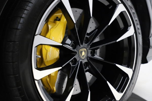 Used 2019 Lamborghini Urus for sale $249,900 at Rolls-Royce Motor Cars Greenwich in Greenwich CT 06830 28