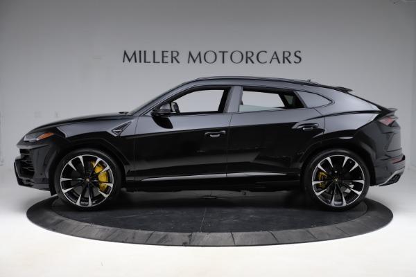 Used 2019 Lamborghini Urus for sale $249,900 at Rolls-Royce Motor Cars Greenwich in Greenwich CT 06830 3