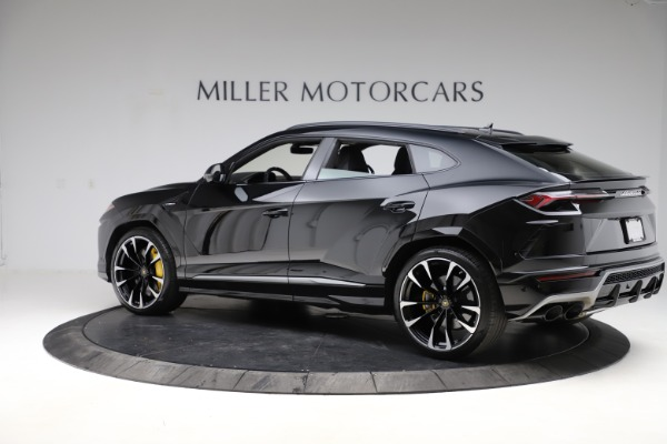 Used 2019 Lamborghini Urus for sale $249,900 at Rolls-Royce Motor Cars Greenwich in Greenwich CT 06830 4