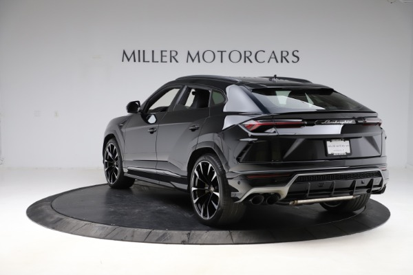 Used 2019 Lamborghini Urus for sale $249,900 at Rolls-Royce Motor Cars Greenwich in Greenwich CT 06830 5