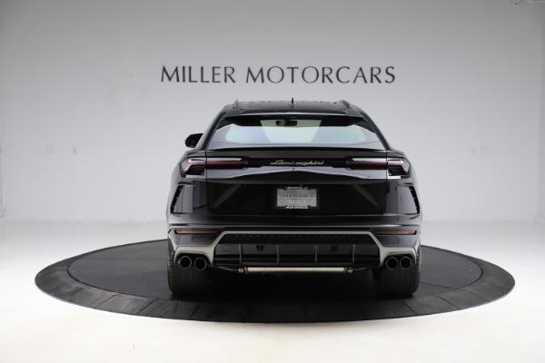 Used 2019 Lamborghini Urus for sale $249,900 at Rolls-Royce Motor Cars Greenwich in Greenwich CT 06830 6