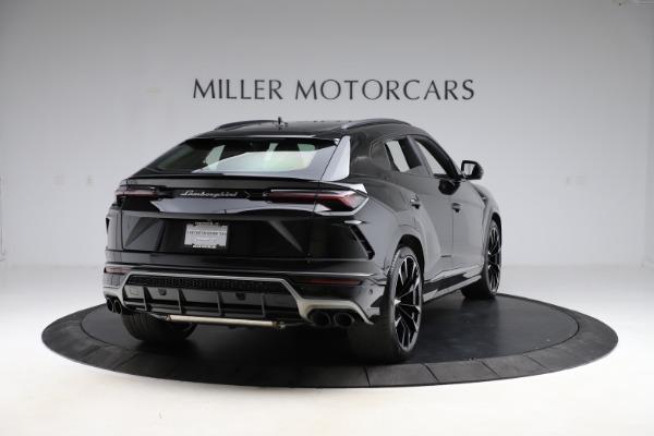 Used 2019 Lamborghini Urus for sale $249,900 at Rolls-Royce Motor Cars Greenwich in Greenwich CT 06830 7