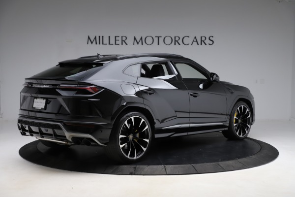 Used 2019 Lamborghini Urus for sale $249,900 at Rolls-Royce Motor Cars Greenwich in Greenwich CT 06830 8