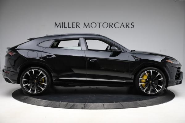 Used 2019 Lamborghini Urus for sale $249,900 at Rolls-Royce Motor Cars Greenwich in Greenwich CT 06830 9