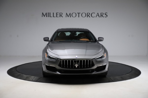 Used 2018 Maserati Ghibli SQ4 GranLusso for sale Call for price at Rolls-Royce Motor Cars Greenwich in Greenwich CT 06830 12