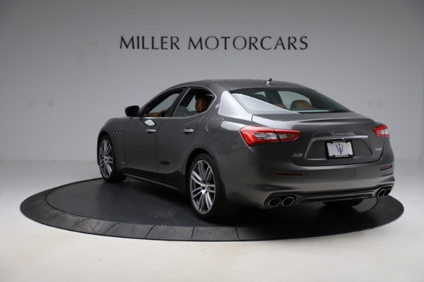 Used 2018 Maserati Ghibli SQ4 GranLusso for sale Call for price at Rolls-Royce Motor Cars Greenwich in Greenwich CT 06830 5