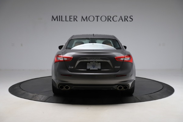 Used 2018 Maserati Ghibli SQ4 GranLusso for sale Call for price at Rolls-Royce Motor Cars Greenwich in Greenwich CT 06830 6