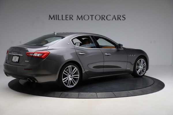 Used 2018 Maserati Ghibli SQ4 GranLusso for sale Call for price at Rolls-Royce Motor Cars Greenwich in Greenwich CT 06830 8