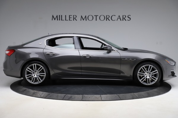 Used 2018 Maserati Ghibli SQ4 GranLusso for sale Call for price at Rolls-Royce Motor Cars Greenwich in Greenwich CT 06830 9