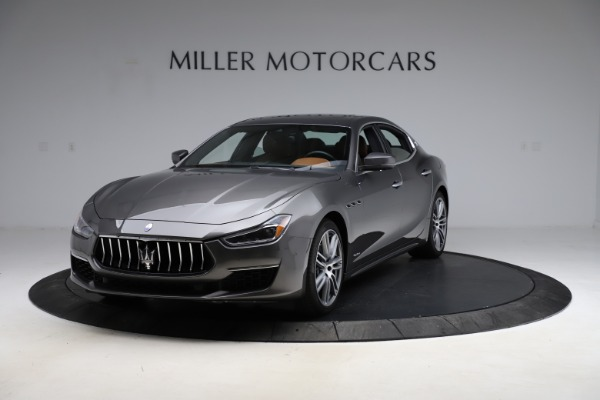 Used 2018 Maserati Ghibli SQ4 GranLusso for sale Call for price at Rolls-Royce Motor Cars Greenwich in Greenwich CT 06830 1