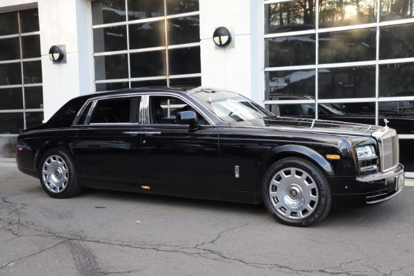 Used 2015 Rolls-Royce Phantom EWB for sale $289,900 at Rolls-Royce Motor Cars Greenwich in Greenwich CT 06830 3