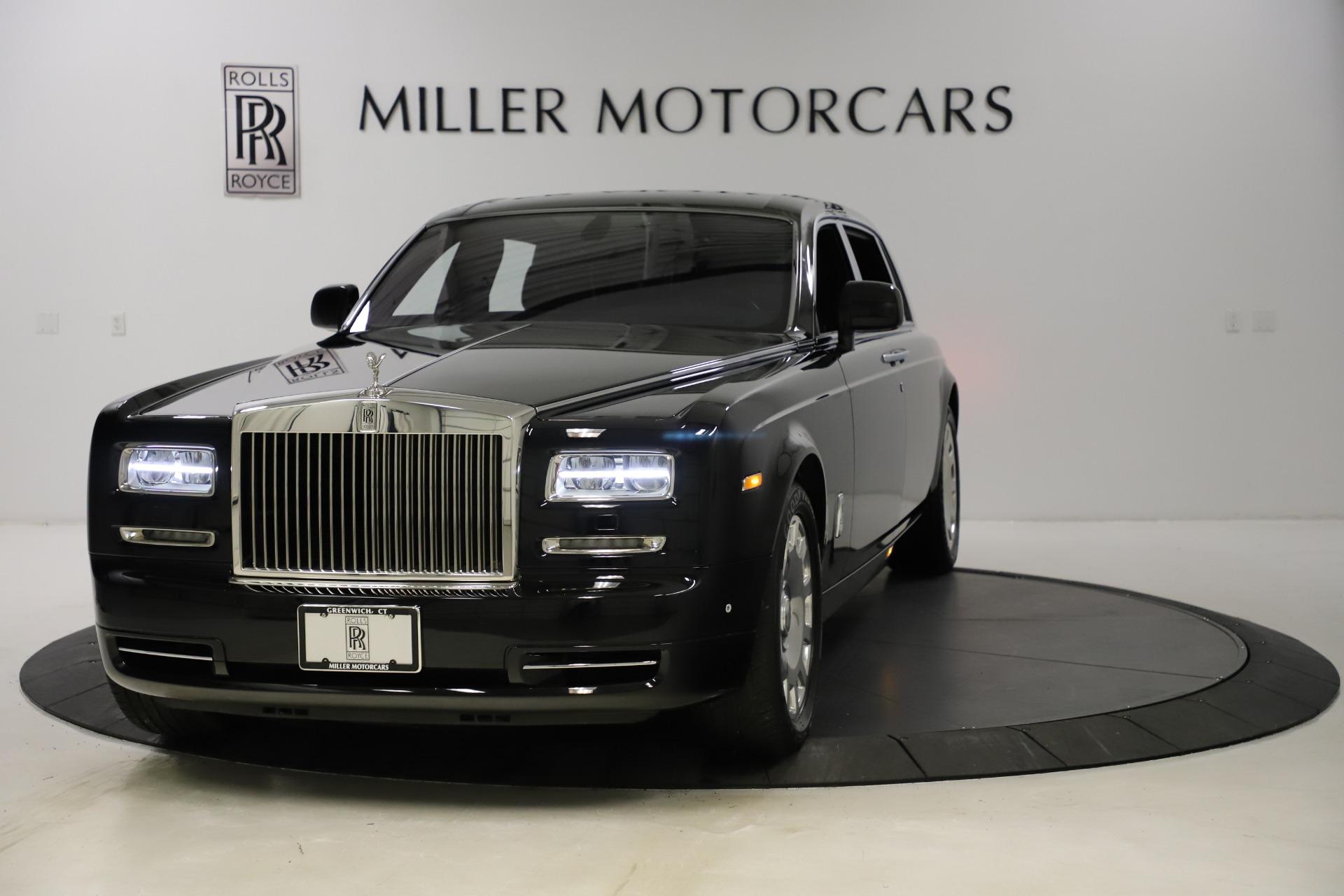 Used 2015 Rolls-Royce Phantom EWB for sale $299,900 at Rolls-Royce Motor Cars Greenwich in Greenwich CT 06830 1