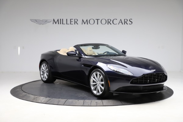 New 2021 Aston Martin DB11 Volante Convertible for sale $274,916 at Rolls-Royce Motor Cars Greenwich in Greenwich CT 06830 10