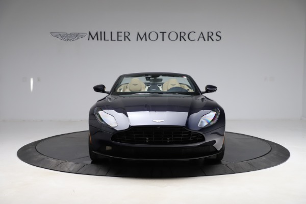 New 2021 Aston Martin DB11 Volante Convertible for sale $274,916 at Rolls-Royce Motor Cars Greenwich in Greenwich CT 06830 11