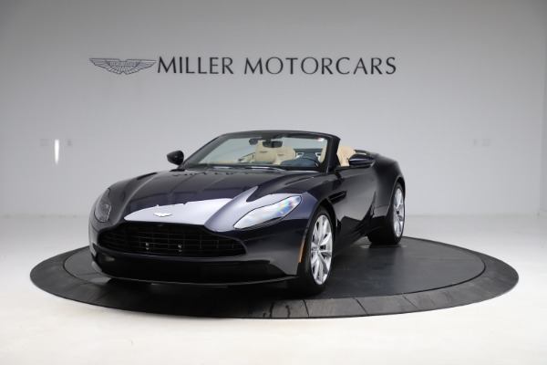New 2021 Aston Martin DB11 Volante Convertible for sale $274,916 at Rolls-Royce Motor Cars Greenwich in Greenwich CT 06830 12