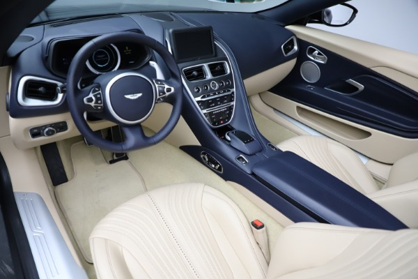 New 2021 Aston Martin DB11 Volante Convertible for sale $274,916 at Rolls-Royce Motor Cars Greenwich in Greenwich CT 06830 13