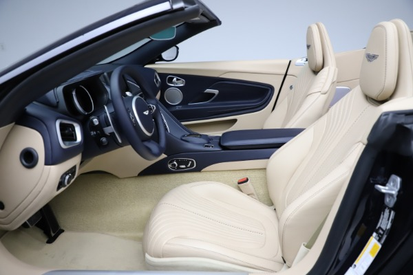 New 2021 Aston Martin DB11 Volante Convertible for sale $274,916 at Rolls-Royce Motor Cars Greenwich in Greenwich CT 06830 14
