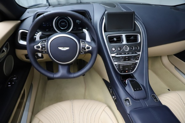 New 2021 Aston Martin DB11 Volante for sale Sold at Rolls-Royce Motor Cars Greenwich in Greenwich CT 06830 18