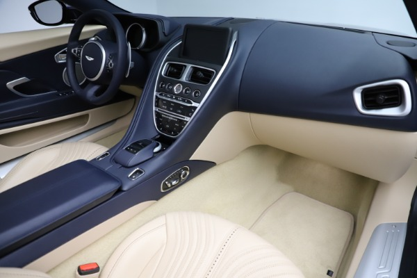 New 2021 Aston Martin DB11 Volante for sale Sold at Rolls-Royce Motor Cars Greenwich in Greenwich CT 06830 19