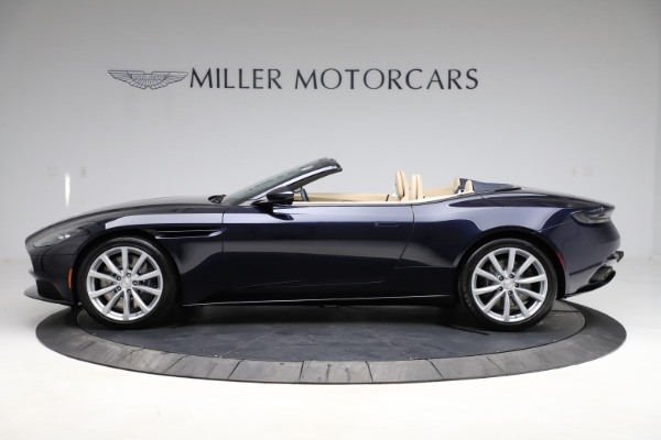 New 2021 Aston Martin DB11 Volante Convertible for sale $274,916 at Rolls-Royce Motor Cars Greenwich in Greenwich CT 06830 2
