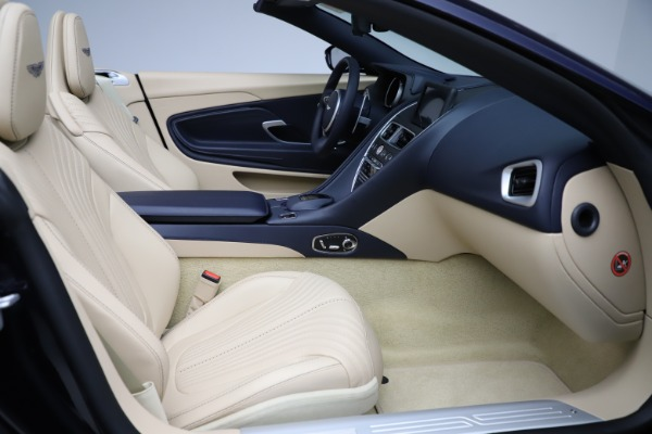 New 2021 Aston Martin DB11 Volante Convertible for sale $274,916 at Rolls-Royce Motor Cars Greenwich in Greenwich CT 06830 20