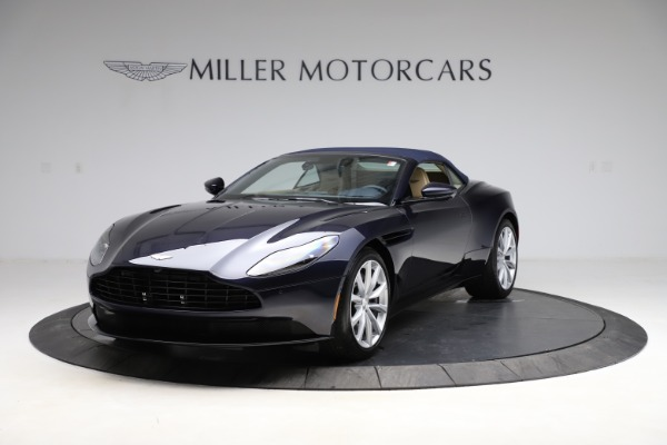 New 2021 Aston Martin DB11 Volante Convertible for sale $274,916 at Rolls-Royce Motor Cars Greenwich in Greenwich CT 06830 22