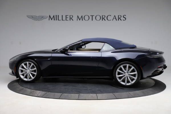 New 2021 Aston Martin DB11 Volante Convertible for sale $274,916 at Rolls-Royce Motor Cars Greenwich in Greenwich CT 06830 23