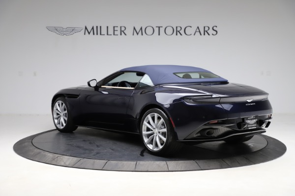 New 2021 Aston Martin DB11 Volante Convertible for sale $274,916 at Rolls-Royce Motor Cars Greenwich in Greenwich CT 06830 24
