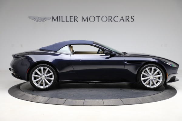 New 2021 Aston Martin DB11 Volante for sale Sold at Rolls-Royce Motor Cars Greenwich in Greenwich CT 06830 26