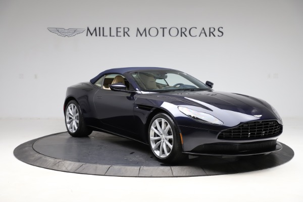 New 2021 Aston Martin DB11 Volante Convertible for sale $274,916 at Rolls-Royce Motor Cars Greenwich in Greenwich CT 06830 27