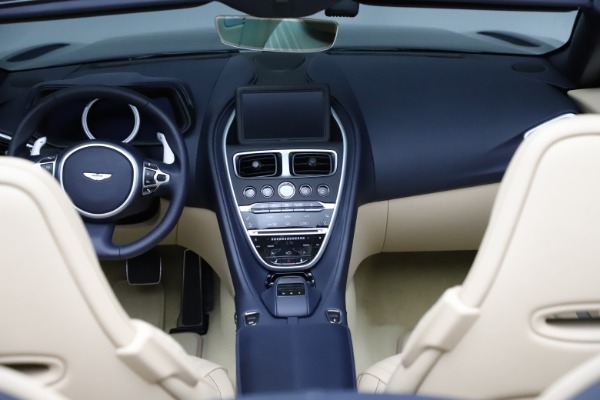New 2021 Aston Martin DB11 Volante Convertible for sale $274,916 at Rolls-Royce Motor Cars Greenwich in Greenwich CT 06830 28