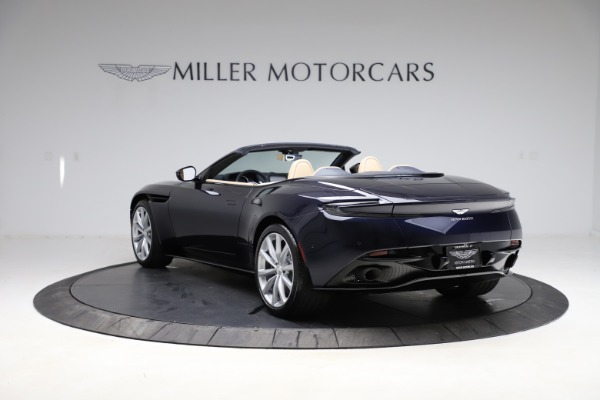 New 2021 Aston Martin DB11 Volante Convertible for sale $274,916 at Rolls-Royce Motor Cars Greenwich in Greenwich CT 06830 4