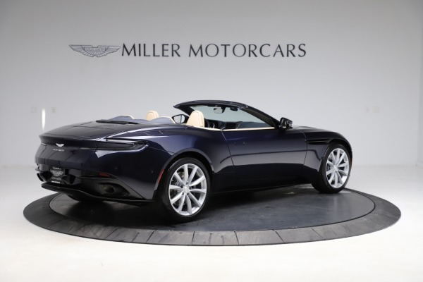 New 2021 Aston Martin DB11 Volante Convertible for sale $274,916 at Rolls-Royce Motor Cars Greenwich in Greenwich CT 06830 7