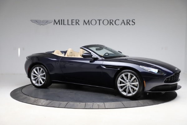 New 2021 Aston Martin DB11 Volante Convertible for sale $274,916 at Rolls-Royce Motor Cars Greenwich in Greenwich CT 06830 9