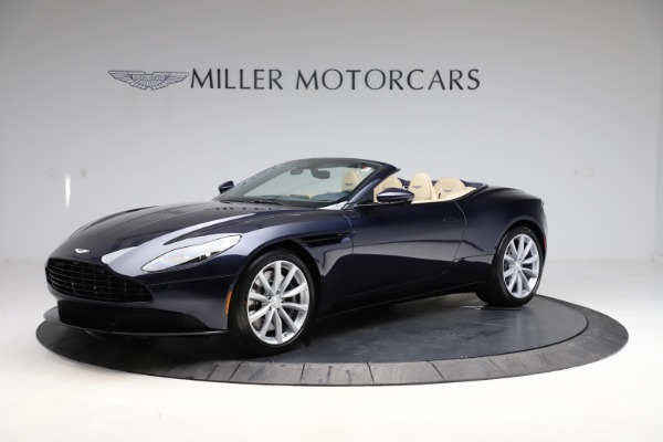 New 2021 Aston Martin DB11 Volante Convertible for sale $274,916 at Rolls-Royce Motor Cars Greenwich in Greenwich CT 06830 1
