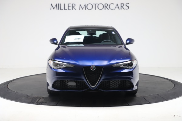 New 2021 Alfa Romeo Giulia Ti Sport Q4 for sale $52,100 at Rolls-Royce Motor Cars Greenwich in Greenwich CT 06830 12