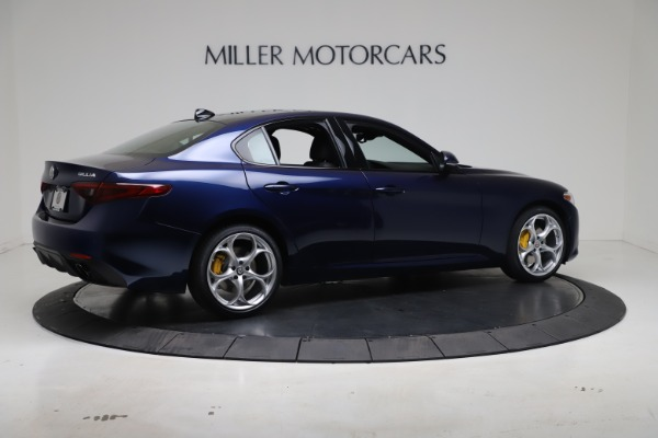 New 2021 Alfa Romeo Giulia Ti Sport Q4 for sale $52,100 at Rolls-Royce Motor Cars Greenwich in Greenwich CT 06830 8