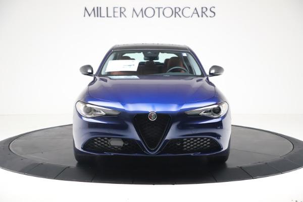New 2021 Alfa Romeo Giulia Ti Q4 for sale $51,100 at Rolls-Royce Motor Cars Greenwich in Greenwich CT 06830 12