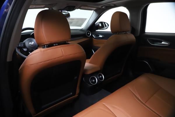 New 2021 Alfa Romeo Giulia Ti Q4 for sale $51,100 at Rolls-Royce Motor Cars Greenwich in Greenwich CT 06830 20